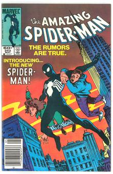 Amazing Spider-Man #252 NM-