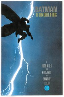 Batman The Dark Knight Returns #1 NM