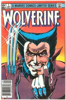 Wolverine Limited Series #1 VF