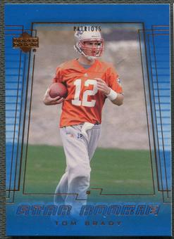 2000 Upper Deck #254 Tom Brady Rookie