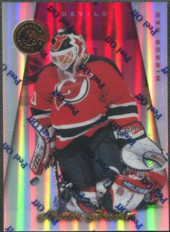 1997/98 Pinnacle Certified #3 Martin Brodeur Mirror Red
