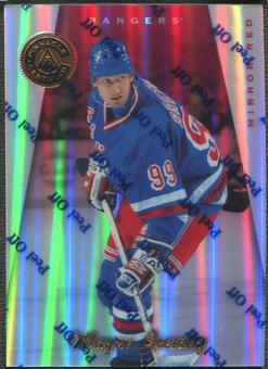 1997/98 Pinnacle Certified #100 Wayne Gretzky Mirror Red