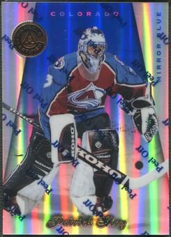 1997/98 Pinnacle Certified #2 Patrick Roy Mirror Blue