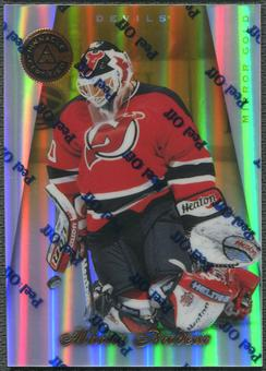 1997/98 Pinnacle Certified #3 Martin Brodeur Mirror Gold