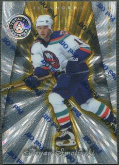 1997/98 Pinnacle Totally Certified #108 Bryan Smolinski Platinum Gold #01/69