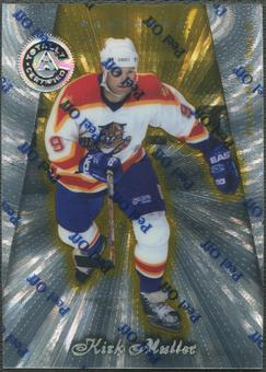1997/98 Pinnacle Totally Certified #117 Kirk Muller Platinum Gold #34/69