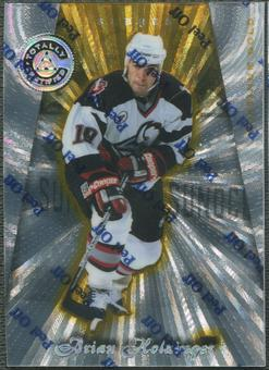 1997/98 Pinnacle Totally Certified #118 Brian Holzinger Platinum Gold #56/69