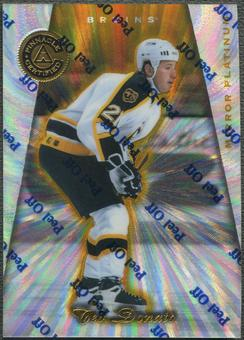 1997/98 Pinnacle Totally Certified #87 Ted Donato Mirror Platinum #13/30