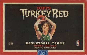 2006/07 Topps Turkey Red Basketball Hobby Box