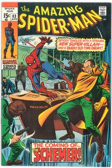 Amazing Spider-Man #83 VF+