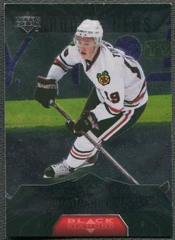 2007/08 Black Diamond #191 Jonathan Toews Rookie