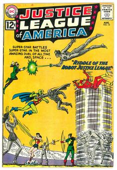 Justice League of America #13 VF