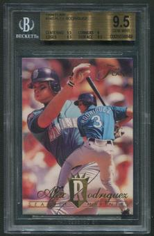 1994 Flair Baseball #340 Alex Rodriguez Rookie BGS 9.5 (GEM MINT)