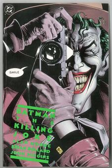 Batman: The Killing Joke VF/NM
