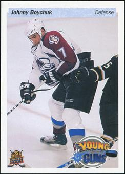 2014/15 Upper Deck 25th Anniversary Young Guns #UD25JB Johnny Boychuk NCDU