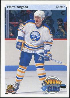 2014/15 Upper Deck 25th Anniversary Young Guns #UD25PT Pierre Turgeon NCDC