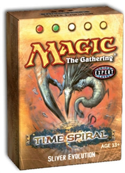 Magic the Gathering Time Spiral Sliver Evolution Theme Deck