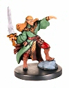 Dungeons & Dragons Mini Harbinger Elf Pyromancer Figure