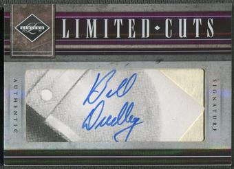 2010 Limited Cuts #4 Bill Dudley Auto #50/50