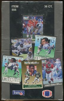 1991 Fleer Ultra Football Series 2 Wax Box