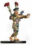 Dungeons & Dragons Mini Deathknell Mummy Lord Figure