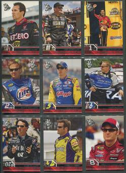 2006 Press Pass Racing Complete Set W/ Insert Sets
