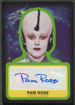 2015 Star Wars Journey to The Force Awakens #34 Pam Rose as Leesub Sirln Auto