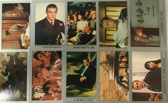 James Bond 007 Trading Card Set Series 2 (Eclipse 1993)
