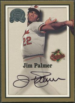 2000 Greats of the Game #59 Jim Palmer Auto SP