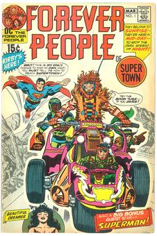 Forever People #1  FN/VF