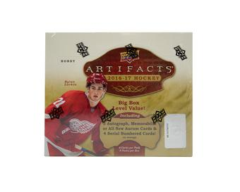 2016/17 Upper Deck Artifacts Hockey Hobby Box