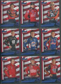 2007 Press Pass Wheels American Thunder Racing Complete Set W/ Insert Sets