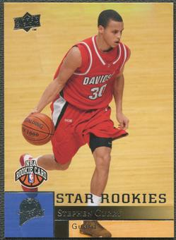 2009/10 Upper Deck Basketball #234 Stephen Curry SP Rookie