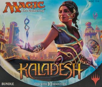 Magic the Gathering Kaladesh Bundle Box