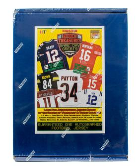 2016 TriStar Game Day Greats Football Hobby Box