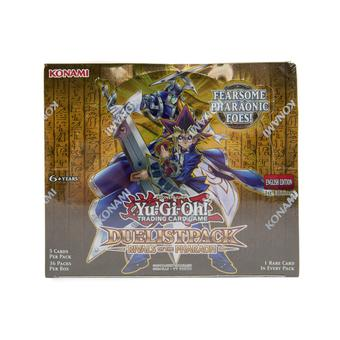 Konami Yu-Gi-Oh Duelist Pack: Rivals of the Pharaoh Booster Box