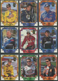 2002 Press Pass VIP Racing Complete Set W/ Insert Sets