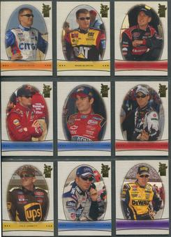 2003 Press Pass VIP Racing Complete Set W/ Insert Sets