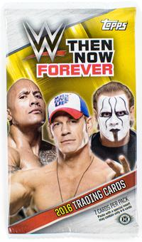 2016 Topps WWE Then, Now, Forever Wrestling Hobby Pack