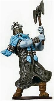Dungeons & Dragons Mini Giants & Legends Frost Giant Figure