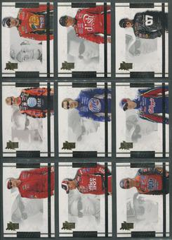 2007 Press Pass VIP Racing Complete Set W/ Insert Sets