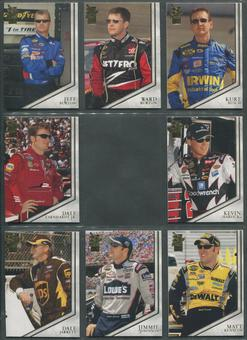 2004 Press Pass VIP Racing Partial Set W/ Insert Sets