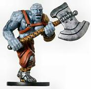 Dungeons & Dragons Mini Deathknell Goliath Barbarian Figure