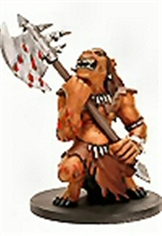 Dungeons & Dragons Mini Dragoneye Ogre Ravager Figure