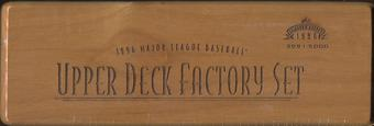 1996 Upper Deck Baseball Limited Edition Factory Set /5000