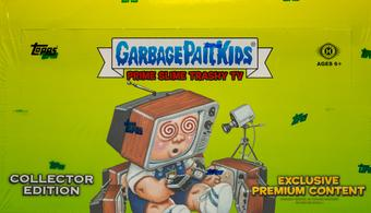 Garbage Pail Kids Prime Slime Trashy Collector's Edition Box (Topps 2016)