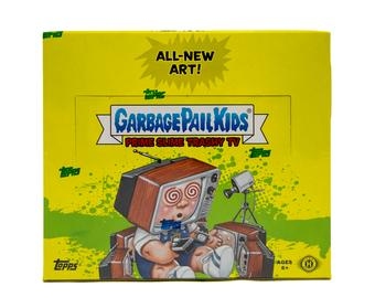 Garbage Pail Kids Prime Slime Trashy TV Hobby Box (Topps 2016)