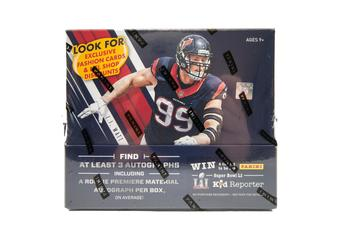 2016 Panini Absolute Football Hobby Box