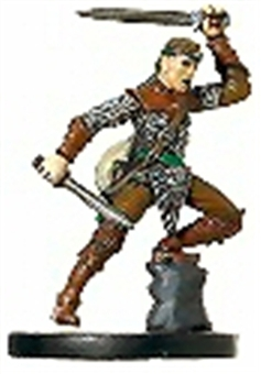 Dungeons & Dragons Mini Giants & Legends War Chanter Figure