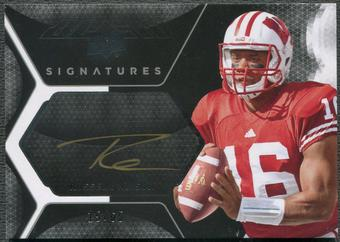 2012 Exquisite Collection #UDBRW Russell Wilson Rookie Auto #15/65